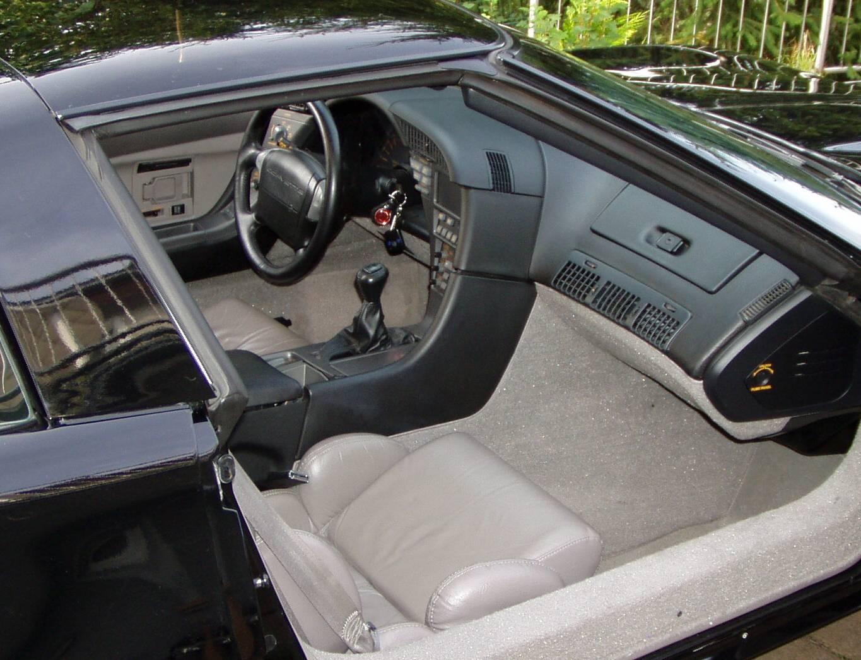 Chevrolet Corvette C4 Infos