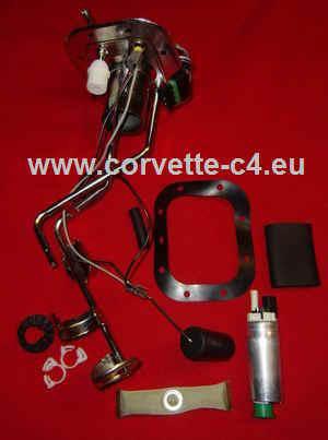 85 86 87 C4 CORVETTE ELECTRIC IN TANK FUEL PUMP NEW GM A//C DELCO 25116163
